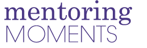 Mentoring Moments series logo