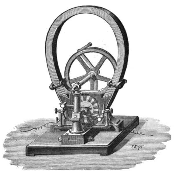Gramme dynamo 1871 maglab for Michael faraday electric motor