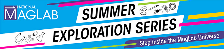 summer exploration series banner