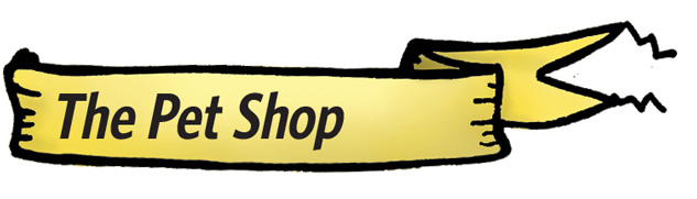 The Pet Shop banner
