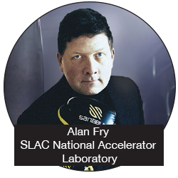 Alan Fry - SLAC National Accelerator Laboratory