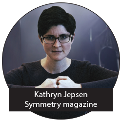 Kathryn Jepsen - Symmetry magazine