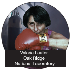 Valeria Lauter - Oak Ridge National Laboratory