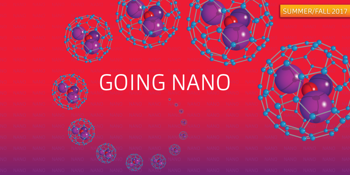 Cover story - Going Nano