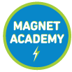 Magnet Academy button