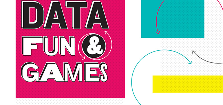 Fun & Games with Data graphic by Caroline McNiel