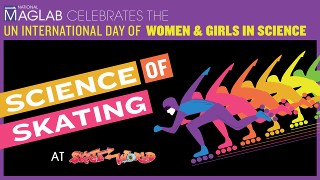 International Day of Women and Girls in Science - The Science of Skating
