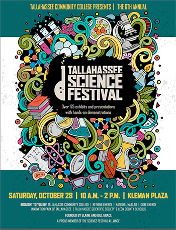 the 6th annual tallahassee science festival