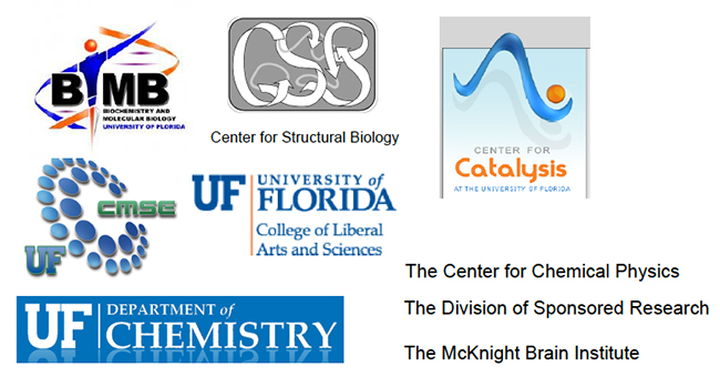 Centers and departments at the University of Florida logo