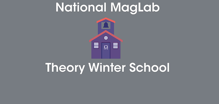 Theory Winter School graphic