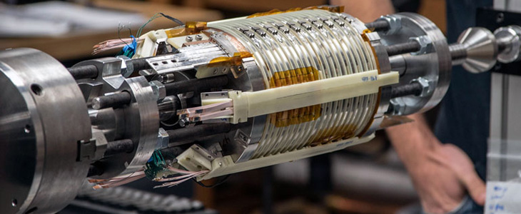 32-tesla all-superconducting magnet