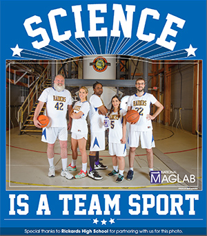 Team science poster 900 magnet thumbnail