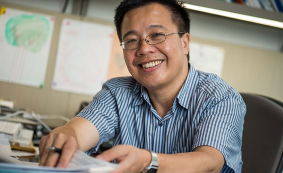 Rice University physicist Qimiao Si.