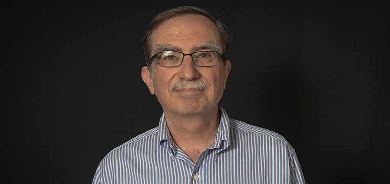 MagLab scientist Tim Cross, a professor of chemistry and biochemistry at Florida State University, has been named the university's 2019-2020 Robert O. Lawton Distinguished Professor.
