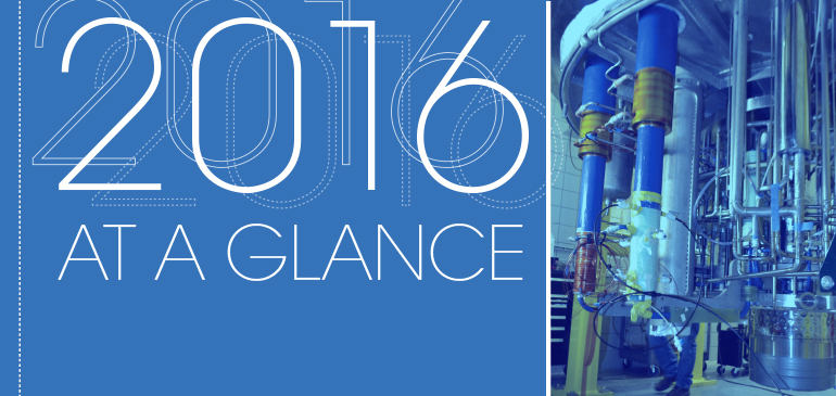 2016 At a Glance - MagLab Annual Report