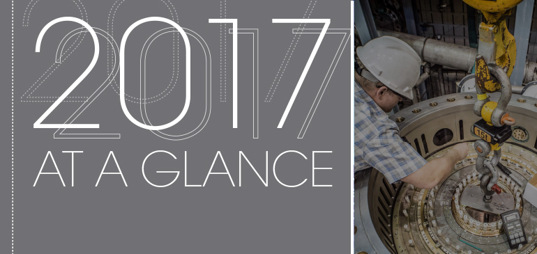 2017 At a Glance - MagLab Annual Report