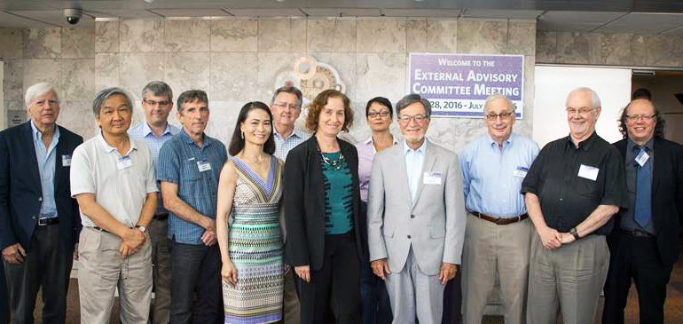 External Advisory Committee