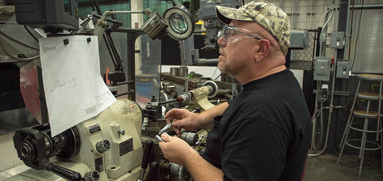 A MagLab machinist creates a one-of-a-kind magnet part that make possible experiments done nowhere else in the world.