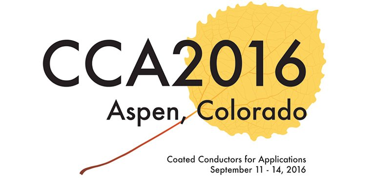 Coated Conductors for Applications 2016: Workshop Presentations