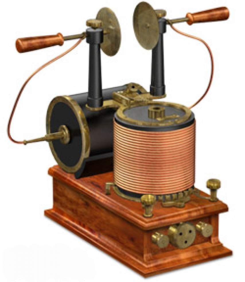 Tesla Coil 1891 Maglab Free Electricity