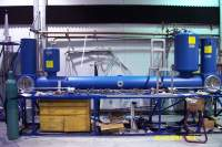 Liquid Helium Flow Visualization Facility