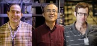 MagLab physicists (left to right) Luis Balicas, Kun Yang and Scott Crooker  have been named fellows of the American Association for the Advancement of Science.