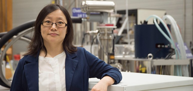 National MagLab chemist Yan-Yan Hu has been awarded a prestigious CAREER Award from the National Science Foundation to study defects in materials.