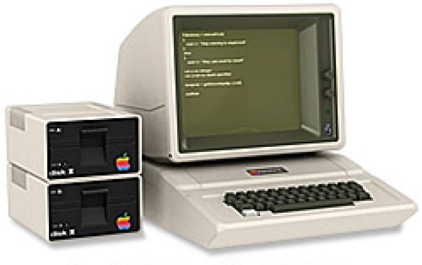 Apple II Plus - 1979 - MagLab